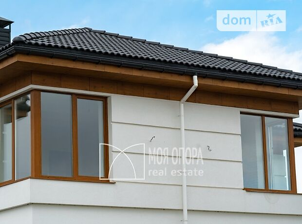 двухэтажный дом с камином, 220 кв. м, кирпич. Продажа в Александровке (Черниговская обл.) фото 1