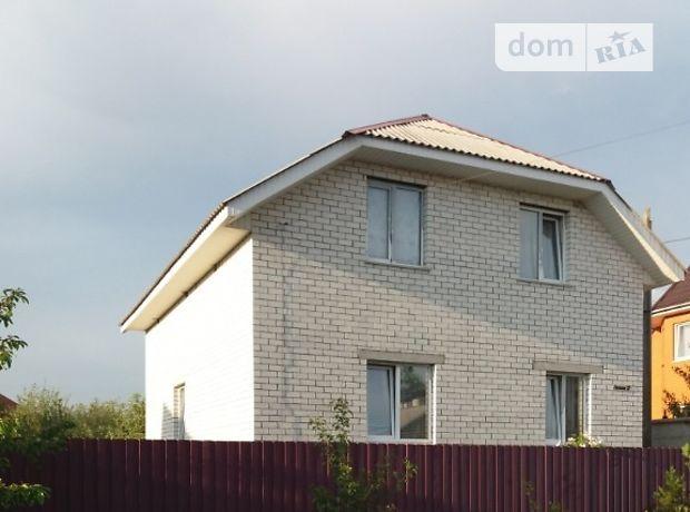 одноэтажный дом с камином, 108 кв. м, кирпич. Продажа в Александровке (Черниговская обл.) фото 1