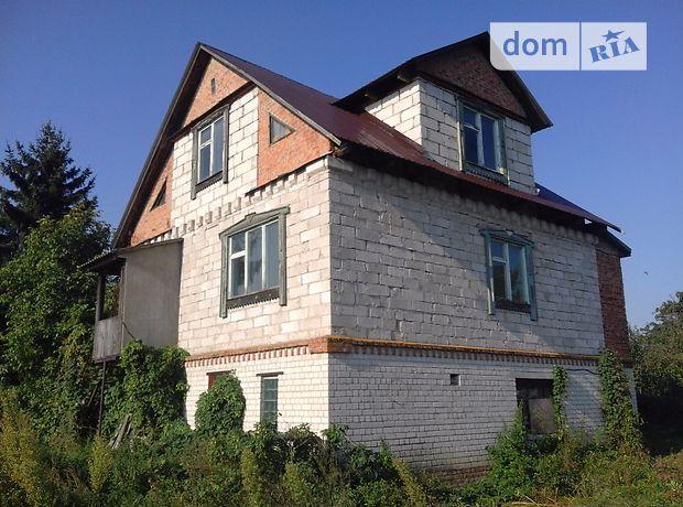 Продажа дома, 189м², Чернигов, c.Брусилов, Луговая 21А