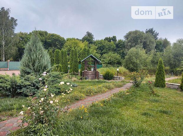 двоповерховий будинок з садом, 130 кв. м, зруб. Продаж в Лукашівці (Чернігівська обл.) фото 1