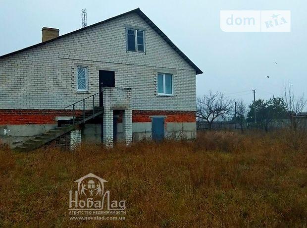 одноэтажный дом с гаражом, 160 кв. м, кирпич. Продажа в Новоселовке (Черниговская обл.) фото 1