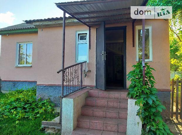 одноэтажный дом с садом, 57 кв. м, шлакоблок. Продажа в Халявином (Черниговская обл.) фото 1