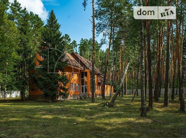 трехэтажный дом с террасой, 643 кв. м, кирпич. Продажа в Сновянке (Черниговская обл.) фото 1