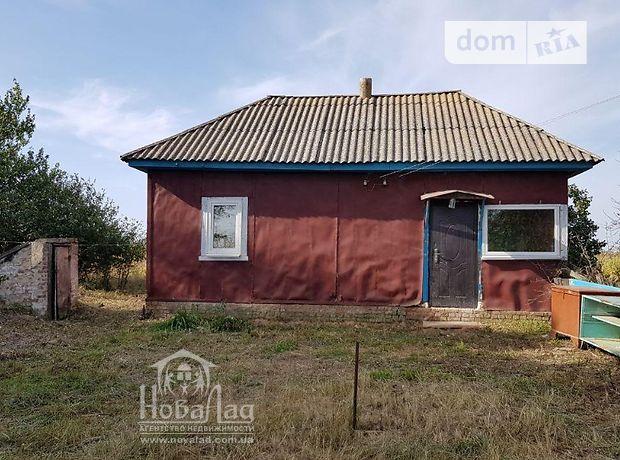 одноэтажный дом с мебелью, 35 кв. м, сруб. Продажа в Чернигове фото 1