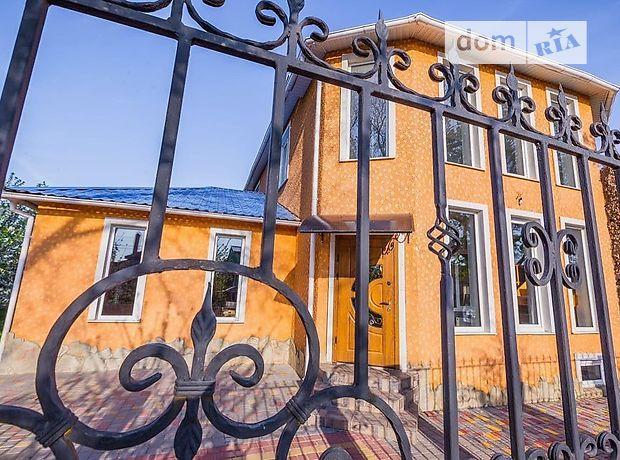 двухэтажный дом с садом, 200 кв. м, кирпич. Продажа в Малодолинском (Одесская обл.) фото 1