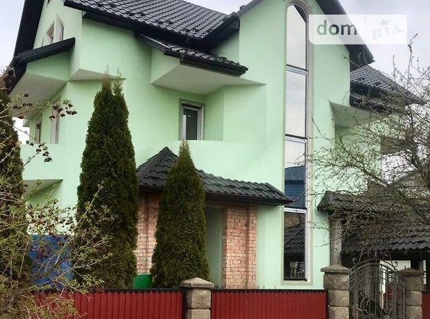 двухэтажный дом с садом, 300 кв. м, кирпич. Продажа в Новых Ленковцах (Черновицкая обл.) фото 1