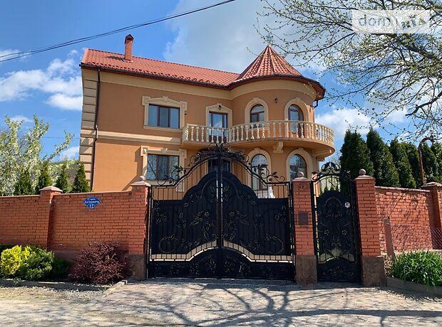 двухэтажный дом с камином, 273 кв. м, кирпич. Продажа в Черновцах район Пригородная зона фото 1