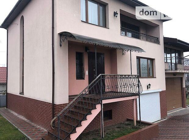 двухэтажный дом с камином, 272 кв. м, кирпич. Продажа в Черновцах район Роша фото 1