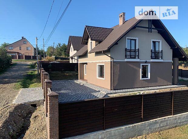двухэтажный дом с камином, 165 кв. м, кирпич. Продажа в Черновцах район Роша фото 1
