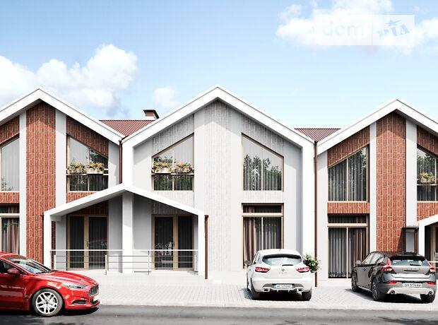 двухэтажный дом с террасой, 106 кв. м, кирпич. Продажа в Черновцах район Роша фото 1