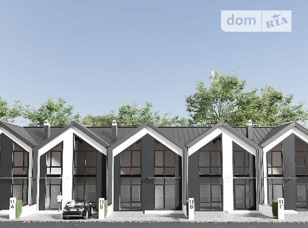 двухэтажный дом с мансардой, 125 кв. м, кирпич. Продажа в Черновцах район Роша фото 1