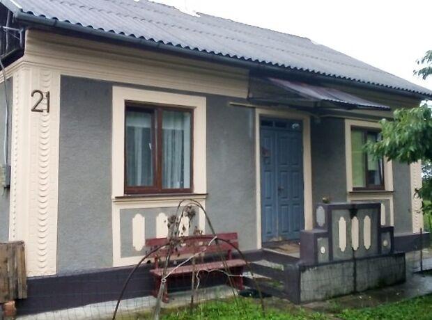 одноэтажный дом с садом, 55 кв. м, кирпич саманный. Продажа в Черновцах район Садгора фото 1