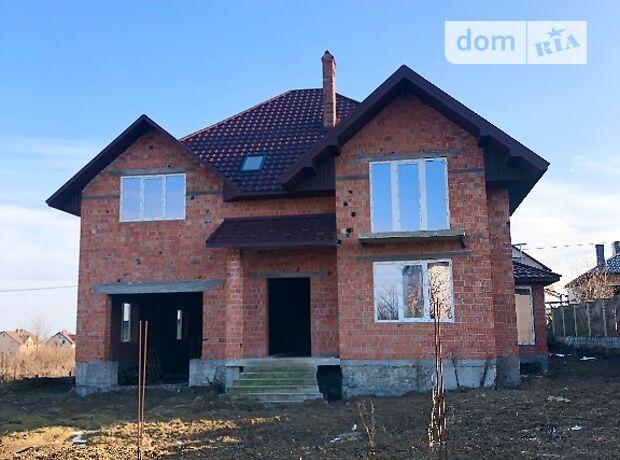 двухэтажный дом с садом, 200 кв. м, кирпич. Продажа в Черновцах район Сторожинецкая фото 1
