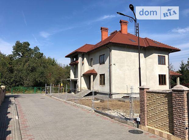 двоповерховий будинок з балконом, 279 кв. м, цегла. Продаж в Чернівцях, район Центр фото 1