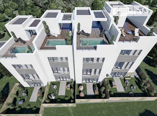 двухэтажный дом, 180 кв. м, кирпич. Продажа в Черновцах район Центр фото 1