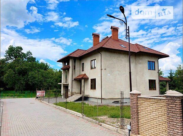 двухэтажный дом с террасой, 279 кв. м, кирпич. Продажа в Черновцах район Центр фото 1