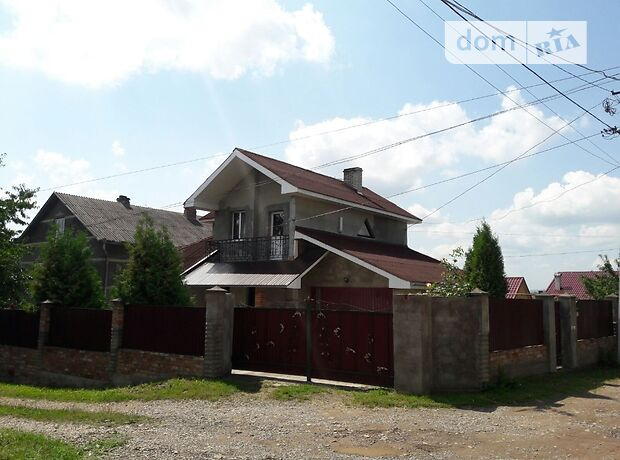 двухэтажный дом, 141 кв. м, кирпич. Продажа в Черновцах район Центр фото 1