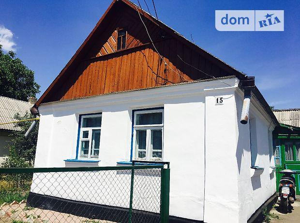 Продажа дома, 57м², Житомирская, Черняхов, Чапаева улица, дом 15