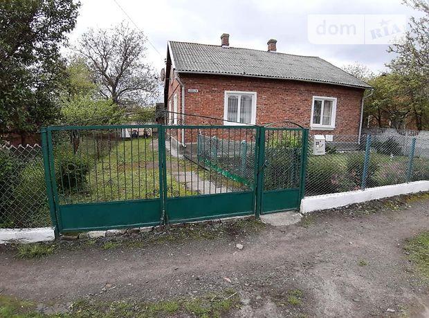 одноэтажный дом с садом, 106 кв. м, кирпич. Продажа в Червонограде фото 1
