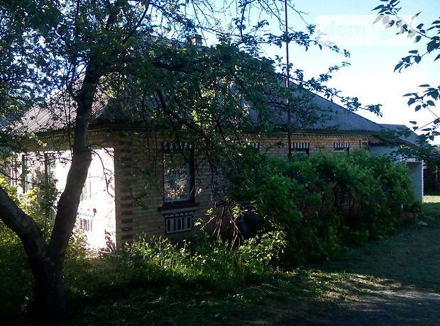 одноэтажный дом, 80 кв. м, кирпич. Продажа в Худолеевке (Черкасская обл.) фото 1