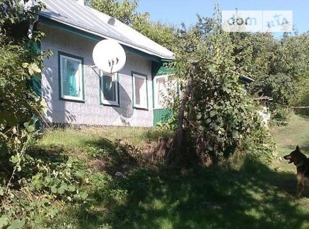 одноэтажный дом с садом, 42 кв. м, сруб. Продажа в Ивковцах (Черкасская обл.) фото 1