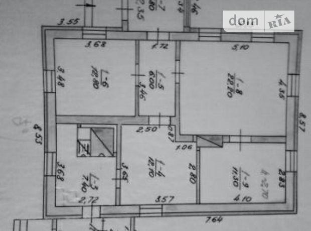 одноповерховий будинок з садом, 100 кв. м, цегла. Продаж в Чуднові, район Чуднів фото 1
