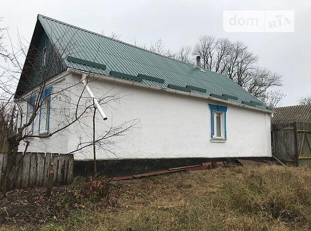 одноповерховий будинок з садом, 64.4 кв. м, цегла. Продаж в Тютюнниках (Житомирська обл.) фото 1