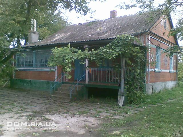одноэтажный дом, 80 кв. м, кирпич. Продажа в Рудке (Ровенская обл.) фото 1