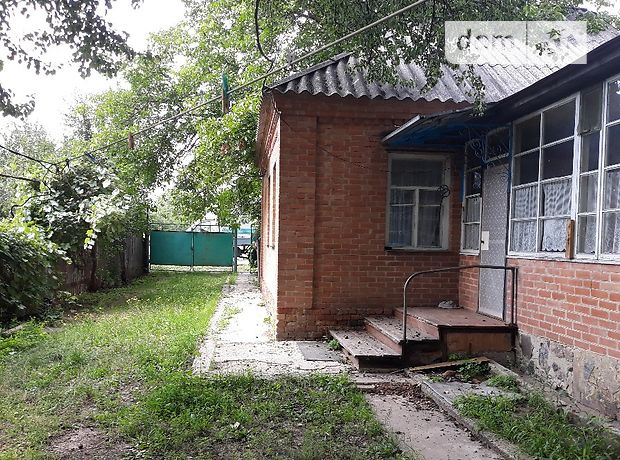 одноэтажный дом с верандой, 85 кв. м, кирпич саманный. Продажа в Диканьке район Диканька фото 1