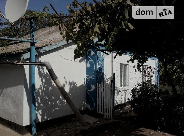 одноповерховий будинок з опаленням, 45 кв. м, ракушняк. Продаж в Чайкіному (Автономна республіка Крим обл.) фото 1