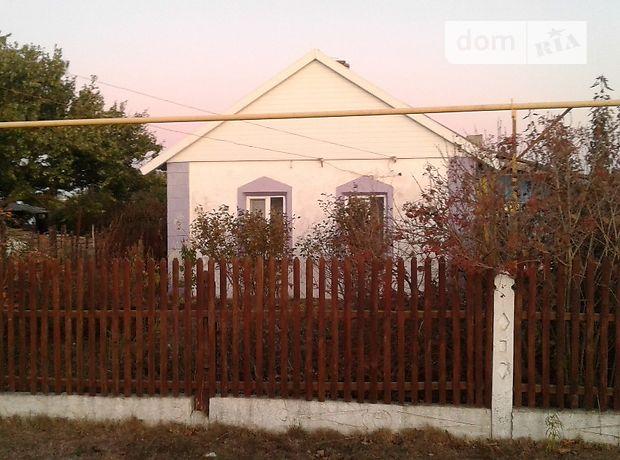 одноповерховий будинок з садом, 56 кв. м, цегла. Продаж у Джанкої фото 1