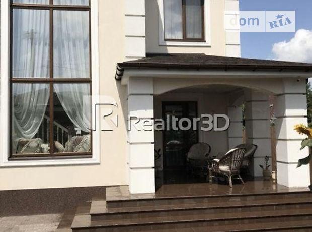 двухэтажный дом с террасой, 150 кв. м, кирпич. Продажа в Днепре район Гагарина фото 1