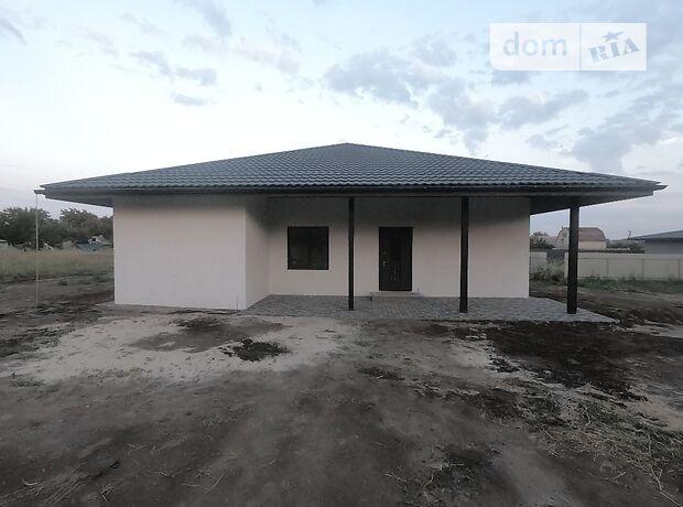 одноэтажный дом с отоплением, 107 кв. м, газобетон. Продажа в Обуховке (Днепропетровская обл.) фото 1