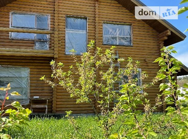 двухэтажный дом с садом, 247 кв. м, сруб. Продажа в Обуховке (Днепропетровская обл.) фото 1