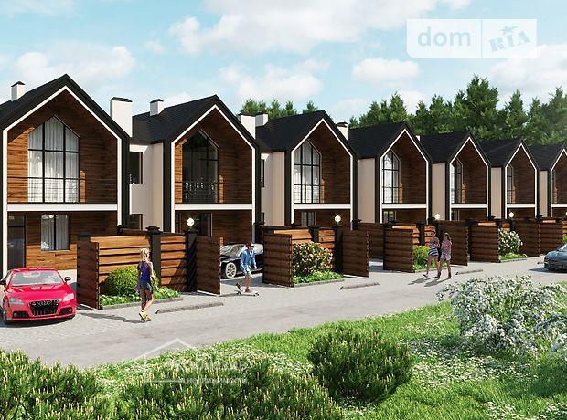 двухэтажный дом с террасой, 120 кв. м, газобетон. Продажа в Обуховке (Днепропетровская обл.) фото 1