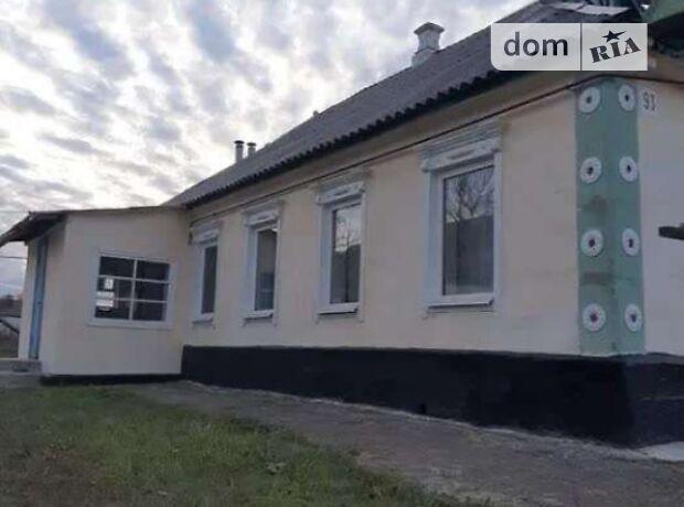 одноэтажный дом с отоплением, 52 кв. м, кирпич. Продажа в Обуховке (Днепропетровская обл.) фото 1