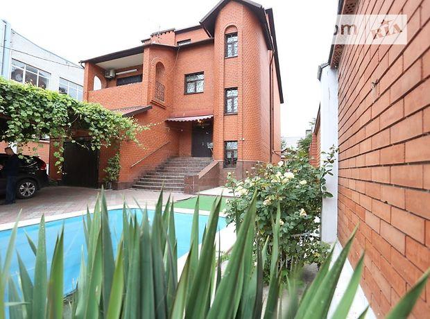 двухэтажный дом с камином, 490 кв. м, кирпич. Продажа в Днепре район Центральный фото 1