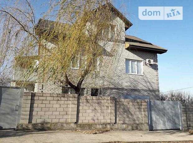 двоповерховий будинок з садом, 201 кв. м, цегла. Продаж в Дніпродзержинську, район Дніпровський фото 1