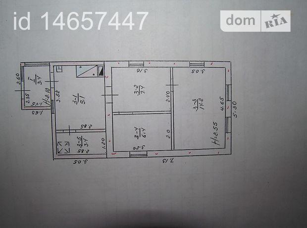 Продажа дома, 50м², Днепропетровская, Днепродзержинск, Клары Цеткин улица