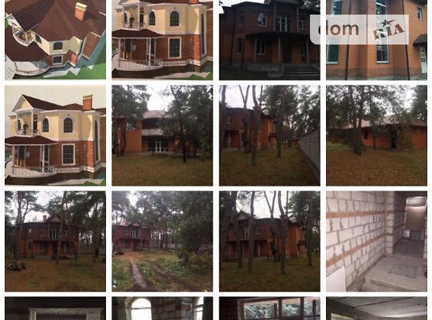 двухэтажный дом с садом, 420 кв. м, шлакоблок. Продажа в Днепродзержинске фото 1