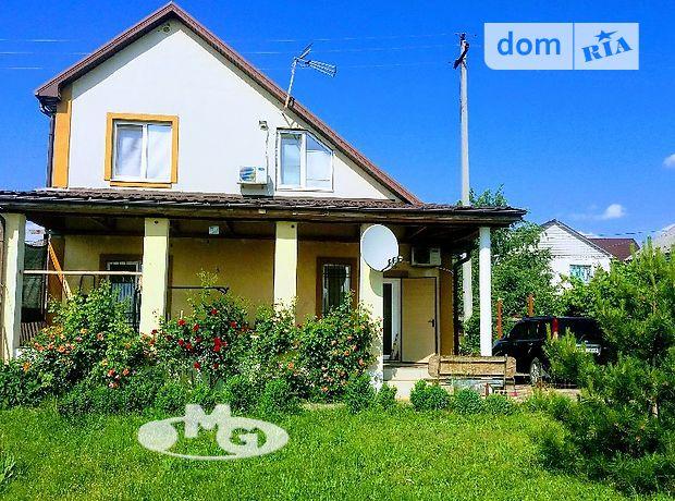 двухэтажный дом с садом, 160 кв. м, шлакобетон. Продажа в Днепропетровске район Амур-Нижнеднепровский фото 1