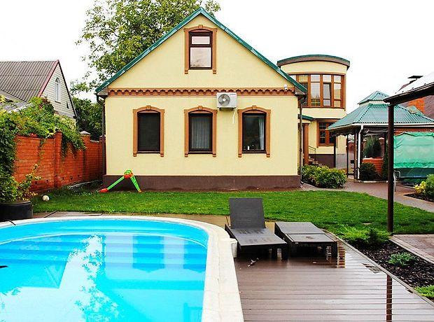 двухэтажный дом с ремонтом, 173 кв. м, кирпич. Продажа в Днепропетровске район Амур-Нижнеднепровский фото 1
