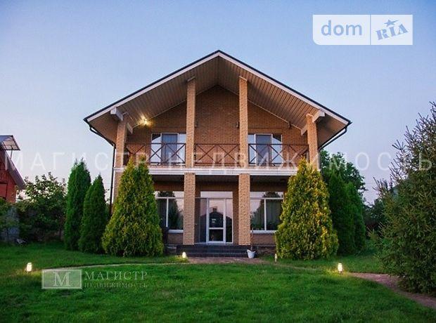 двухэтажный дом с садом, 246 кв. м, кирпич. Продажа в Днепропетровске район Амур-Нижнеднепровский фото 1