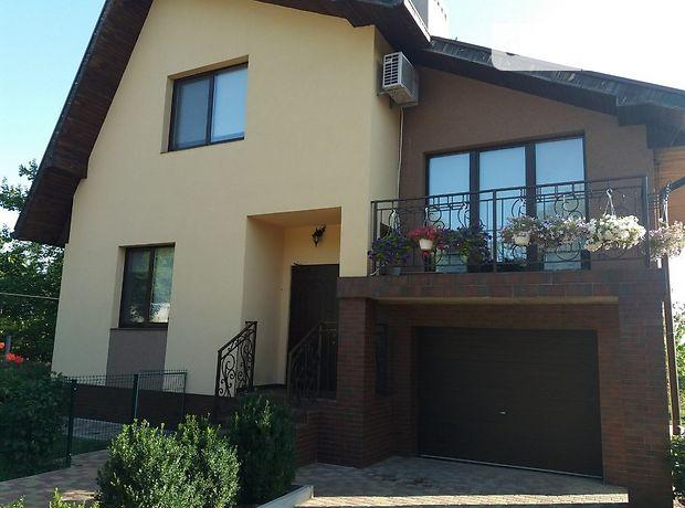 двухэтажный дом с камином, 148 кв. м, пеноблок. Продажа в Днепропетровске район Чечеловский фото 1