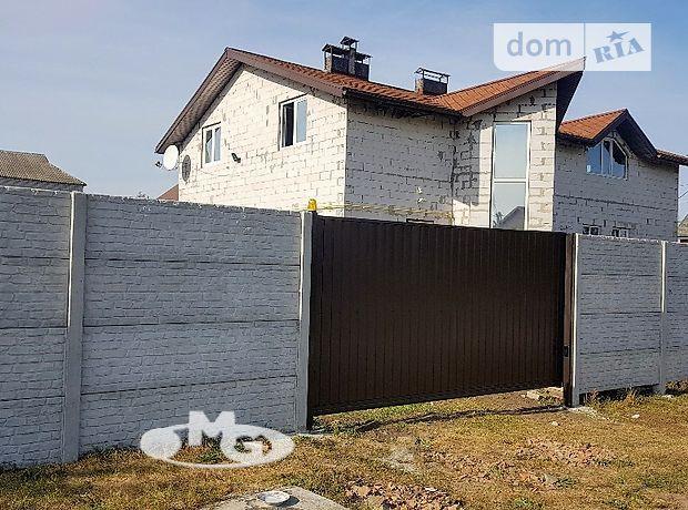 двухэтажный дом с камином, 300 кв. м, газобетон. Продажа в Днепропетровске район Чечеловский фото 1