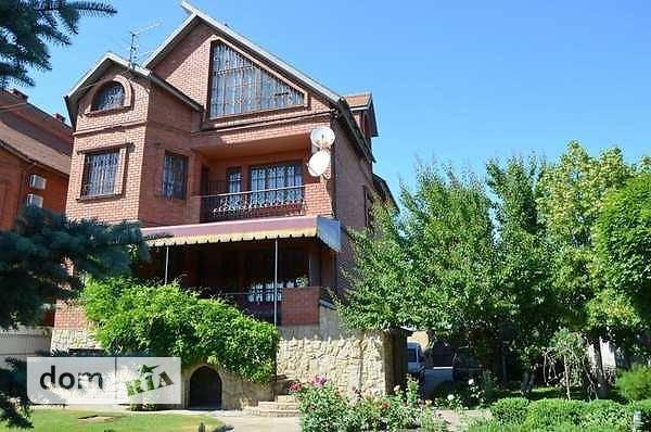 трехэтажный дом с камином, 440 кв. м, кирпич. Продажа в Обуховке (Днепропетровская обл.) фото 1