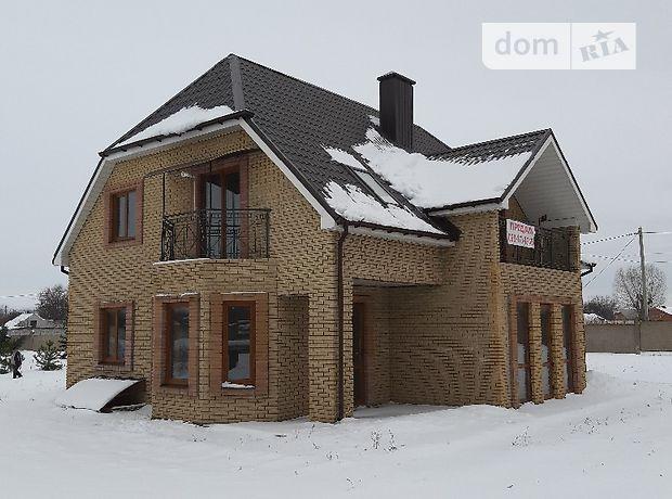 двухэтажный дом с подвалом, 340 кв. м, кирпич. Продажа в Обуховке (Днепропетровская обл.) фото 1