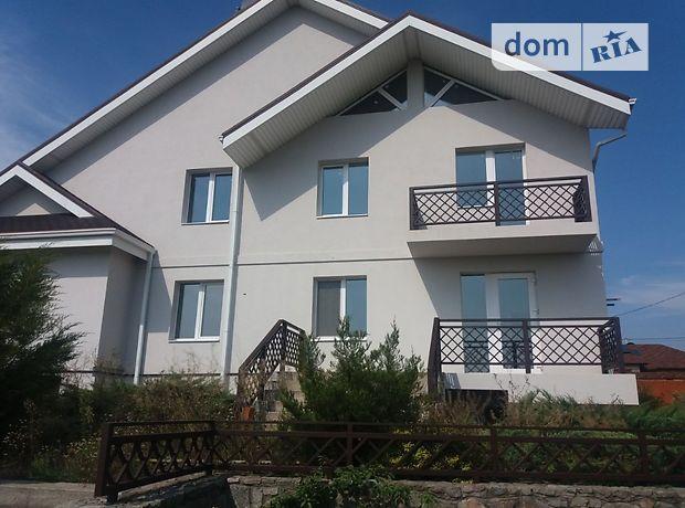 двухэтажный дом с террасой, 250 кв. м, кирпич. Продажа в Новоалександровке (Днепропетровская обл.) фото 1