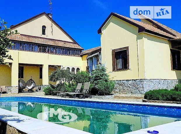 двухэтажный дом с камином, 617 кв. м, кирпич. Продажа в Новоалександровке (Днепропетровская обл.) фото 1