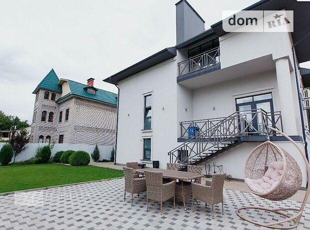 трехэтажный дом, 300 кв. м, газобетон. Продажа в Новоалександровке (Днепропетровская обл.) фото 1
